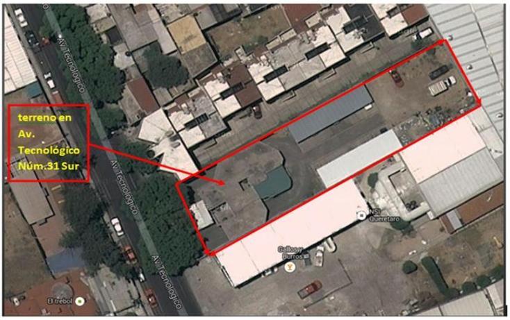 Foto de terreno comercial en venta en  , centro, querétaro, querétaro, 1485695 No. 04