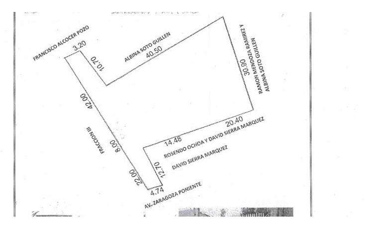 Foto de terreno comercial en venta en  , centro, quer?taro, quer?taro, 1966465 No. 07