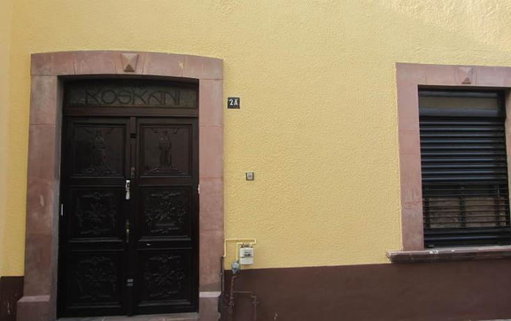 Foto de casa en renta en  , centro, querétaro, querétaro, 2013560 No. 03
