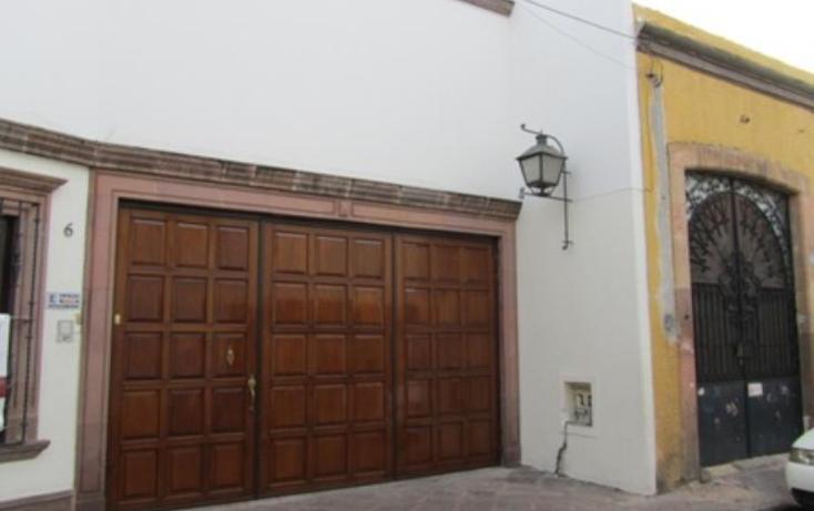 Foto de casa en venta en  , centro, querétaro, querétaro, 808487 No. 01