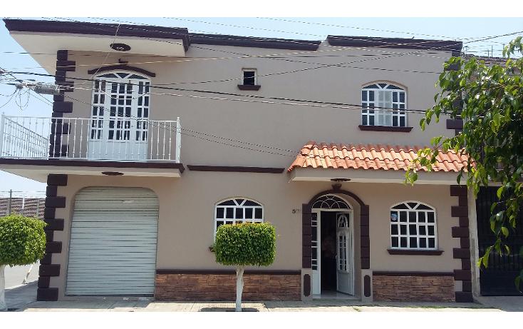 Foto de casa en venta en  , centro, sahuayo, michoacán de ocampo, 1776994 No. 01