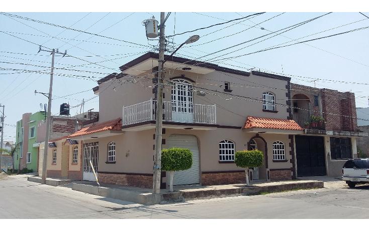 Foto de casa en venta en  , centro, sahuayo, michoacán de ocampo, 1776994 No. 02
