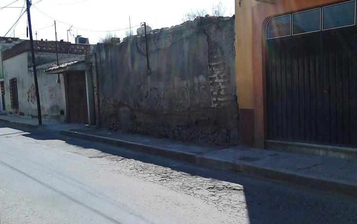 Foto de terreno habitacional en venta en  , centro, san andr?s cholula, puebla, 1020877 No. 02