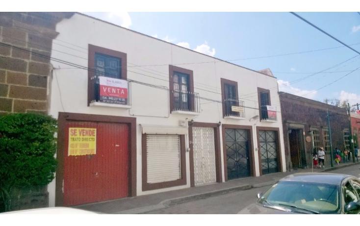 Foto de casa en venta en  , centro, san juan del río, querétaro, 1229575 No. 01