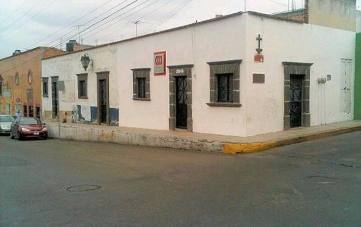 Foto de local en renta en  , centro, san juan del río, querétaro, 1355035 No. 01