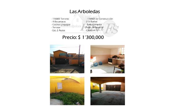 Foto de casa en venta en  , centro, san juan del río, querétaro, 1501919 No. 01