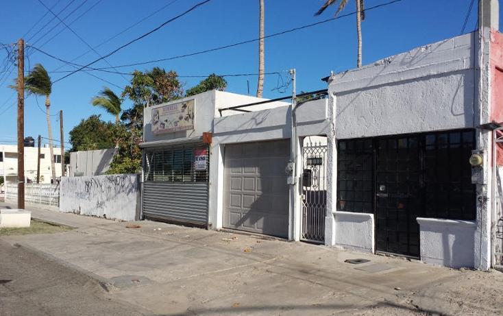 Foto de casa en venta en  , centro sct baja california sur, la paz, baja california sur, 1131521 No. 01