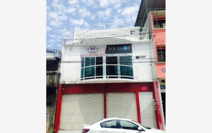 Foto de edificio en venta en  , centro sct chiapas, tuxtla gutiérrez, chiapas, 815647 No. 01