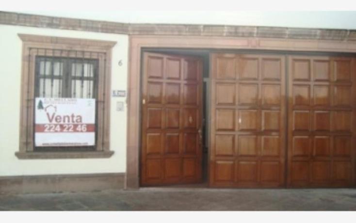 Foto de casa en venta en  , centro sct querétaro, querétaro, querétaro, 752553 No. 25