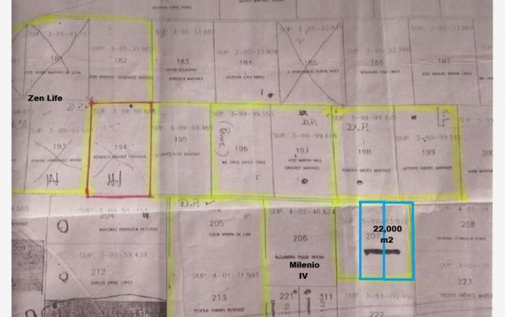 Foto de terreno habitacional en venta en, centro sct querétaro, querétaro, querétaro, 802053 no 03