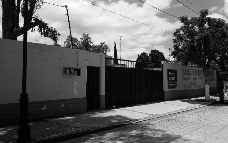 Foto de terreno comercial en renta en  , centro sur, actopan, hidalgo, 946861 No. 01