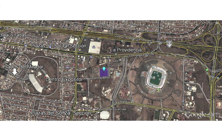 Foto de terreno comercial en venta en  , centro sur, querétaro, querétaro, 1242719 No. 01