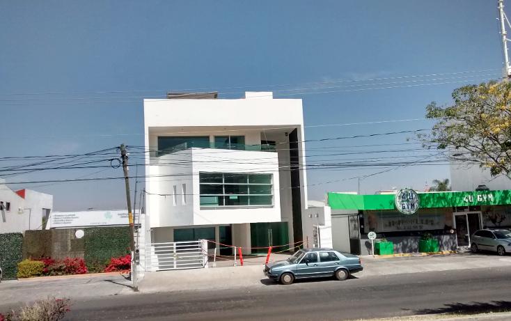 Foto de oficina en renta en  , centro sur, querétaro, querétaro, 1737994 No. 01