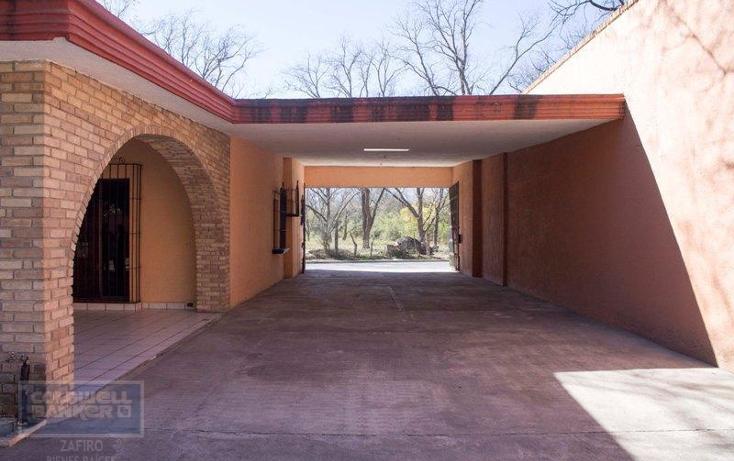 Foto de casa en venta en  , centro villa de garcia (casco), garc?a, nuevo le?n, 1845688 No. 02