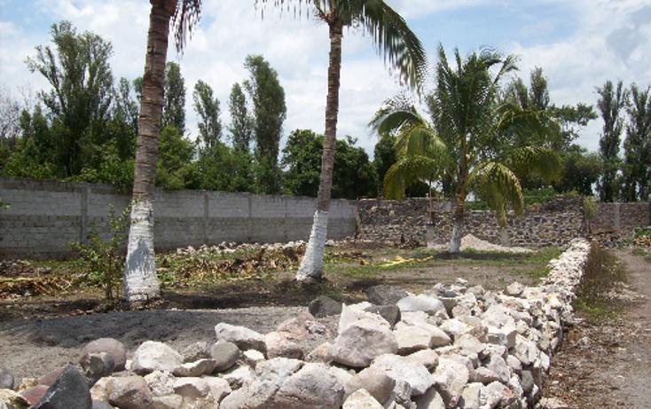 Foto de terreno comercial en venta en  , centro, yautepec, morelos, 1101737 No. 01