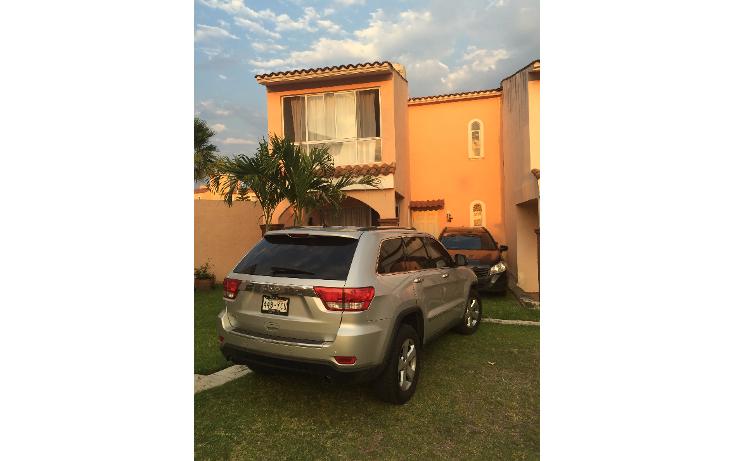 Foto de casa en venta en  , centro, yautepec, morelos, 1318129 No. 02