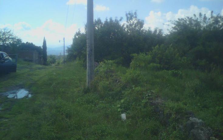 Foto de terreno habitacional en venta en  , centro, yautepec, morelos, 1466197 No. 04