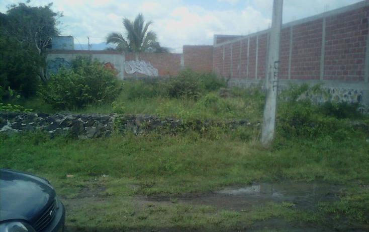 Foto de terreno habitacional en venta en  , centro, yautepec, morelos, 1466197 No. 06