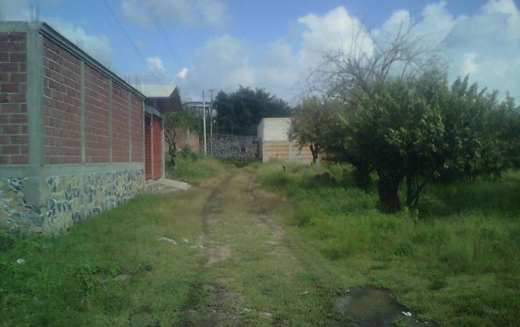 Foto de terreno habitacional en venta en  , centro, yautepec, morelos, 1466197 No. 07