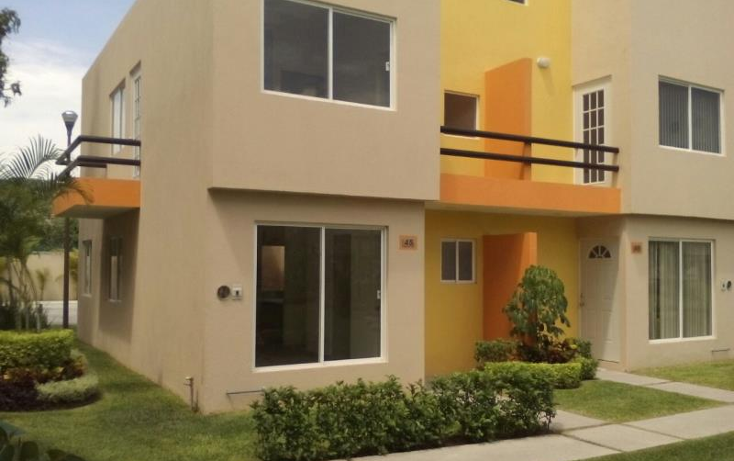 Foto de casa en venta en  , centro, yautepec, morelos, 398528 No. 08