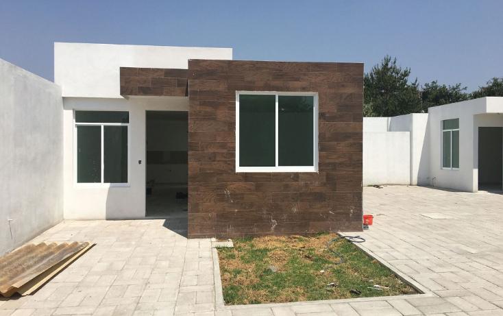 Foto de casa en venta en  , centro, zacatelco, tlaxcala, 1416371 No. 01
