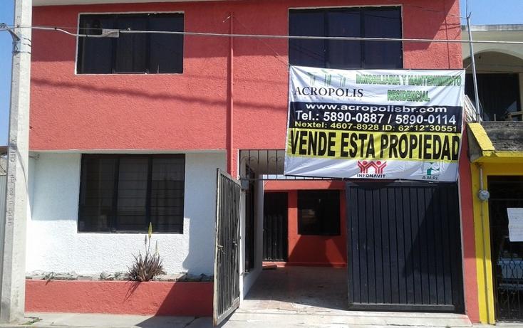 Foto de casa en venta en  , san pablo de las salinas, tultitlán, méxico, 818031 No. 01