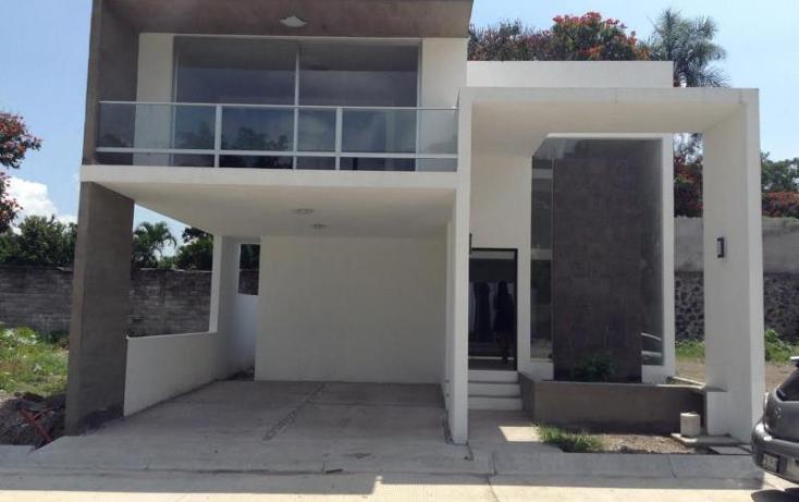 Foto de casa en venta en  cerca centro, el zapote, jiutepec, morelos, 1533066 No. 01