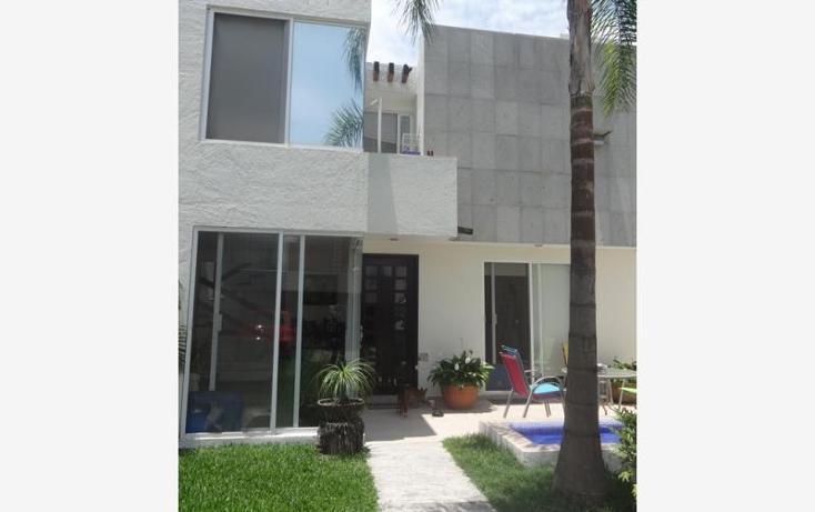 Foto de casa en venta en  cerca diaz ordaz, san miguel acapantzingo, cuernavaca, morelos, 1425223 No. 01
