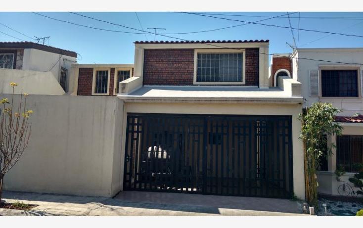 Foto de casa en venta en  625, real cumbres 2do sector, monterrey, nuevo león, 1816612 No. 01