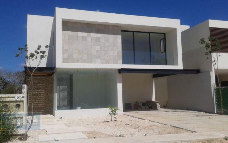 Foto de casa en condominio en venta en cerezos, cholul, mérida, yucatán, 1755465 no 02