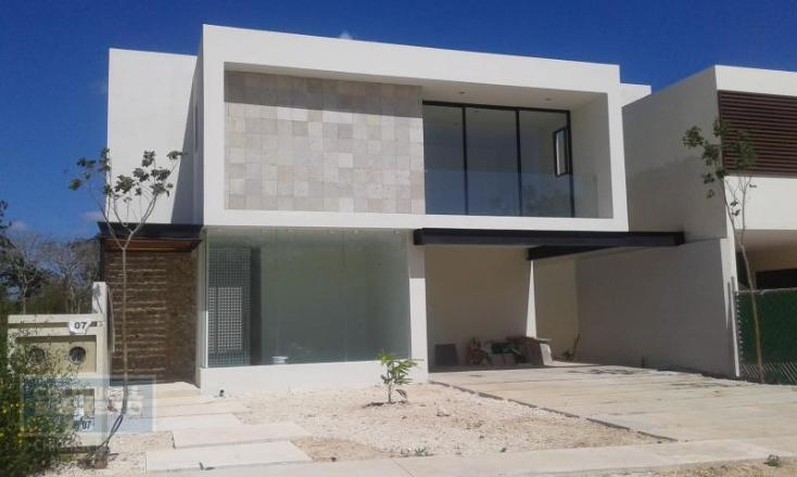 Foto de casa en condominio en venta en  , cholul, mérida, yucatán, 1755465 No. 02
