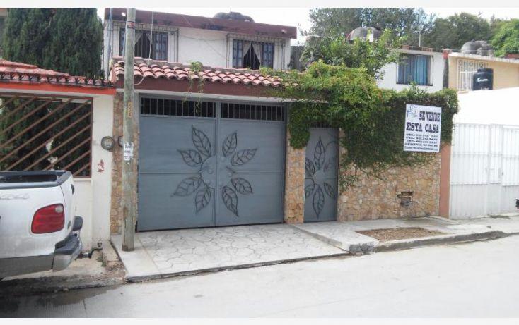 Foto de casa en venta en cerrada aguascalientes 135, plan de ayala, tuxtla gutiérrez, chiapas, 1471597 no 03