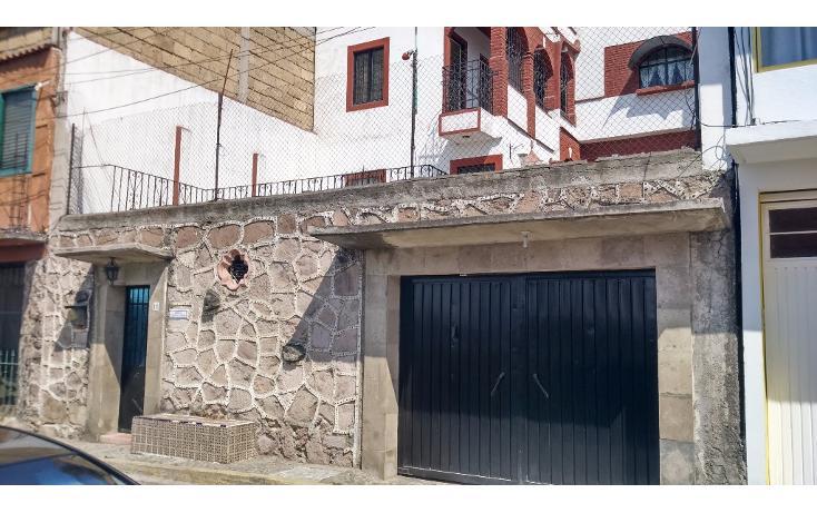 Foto de casa en venta en cerrada atoyac , san pedro zacatenco, gustavo a. madero, distrito federal, 1732586 No. 01