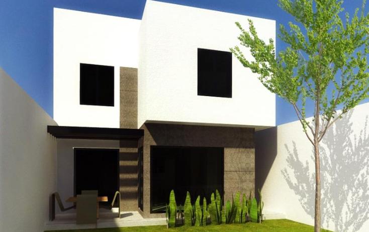Foto de casa en venta en  265, fraccionamiento villas del renacimiento, torreón, coahuila de zaragoza, 383856 No. 02