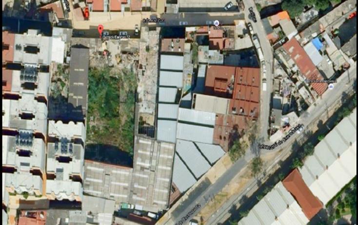 Foto de terreno habitacional en venta en  , popotla, miguel hidalgo, distrito federal, 1852918 No. 02