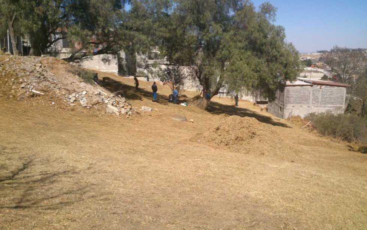 Foto de terreno habitacional en venta en cerrada casa blanca sn, francisco i madero sección 20, nicolás romero, estado de méxico, 1712840 no 02
