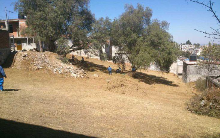 Foto de terreno habitacional en venta en cerrada casa blanca sn, francisco i madero sección 20, nicolás romero, estado de méxico, 1712840 no 03