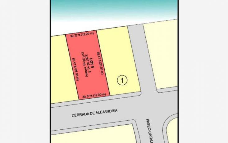 Foto de terreno habitacional en venta en cerrada de alejandria, las misiones, mexicali, baja california norte, 1335975 no 14