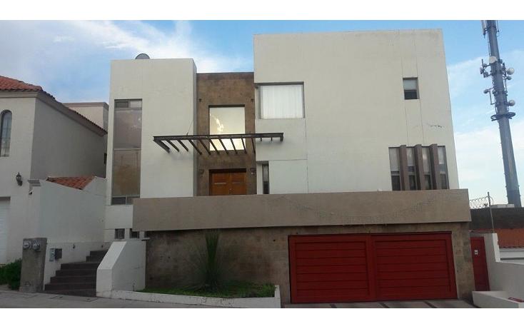 Foto de casa en venta en  , cerrada de cumbres, chihuahua, chihuahua, 1187787 No. 01
