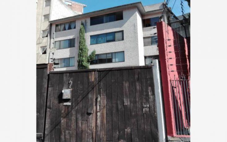 Foto de departamento en venta en cerrada de la romeria 7, colina del sur, álvaro obregón, df, 1605178 no 01