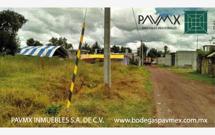 Foto de terreno habitacional en venta en cerrada de las diligencias s/n, san miguel xometla, acolman, edo de mexico. , san miguel xometla, acolman, méxico, 528868 No. 05