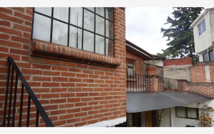 Foto de casa en venta en cerrada de lerdo 7f, barranca seca, la magdalena contreras, df, 840537 no 01