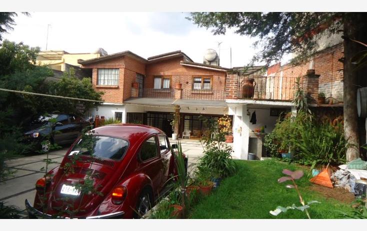 Foto de casa en venta en cerrada de lerdo 7f, barranca seca, la magdalena contreras, distrito federal, 840537 No. 03