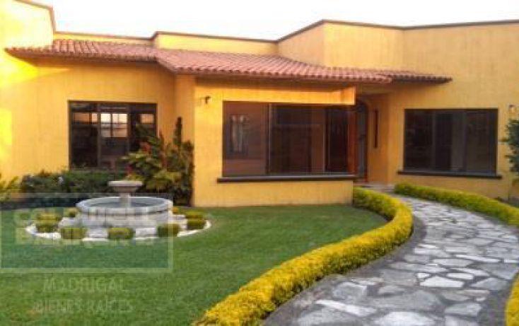 Foto de casa en condominio en renta en cerrada de llamarada, sumiya, jiutepec, morelos, 1717394 no 01