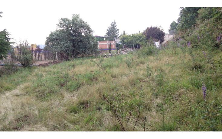 Foto de terreno habitacional en venta en  , santa rosa xochiac, álvaro obregón, distrito federal, 786293 No. 03