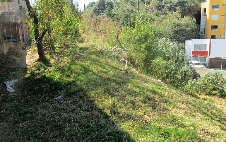 Foto de terreno habitacional en venta en cerrada de monte alto 23, jesús del monte, cuajimalpa de morelos, df, 1717416 no 03