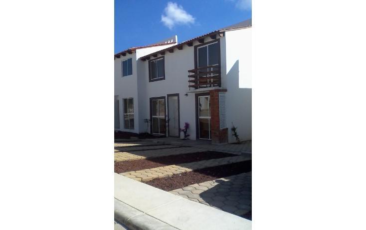 Foto de casa en venta en cerrada de palomas s/n s/n , san miguel bocanegra, zumpango, méxico, 1707306 No. 01