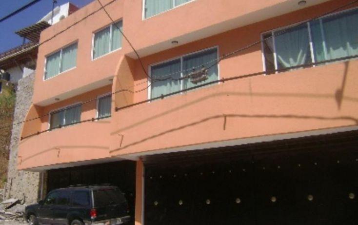 Foto de casa en renta en cerrada de puebla 2, lomas de costa azul, acapulco de juárez, guerrero, 1820322 no 01