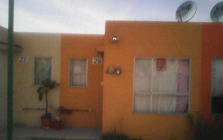 Foto de casa en venta en cerrada de tajin no 7, condominio 2a, vivienda 29, el dorado, huehuetoca, estado de méxico, 1642594 no 01