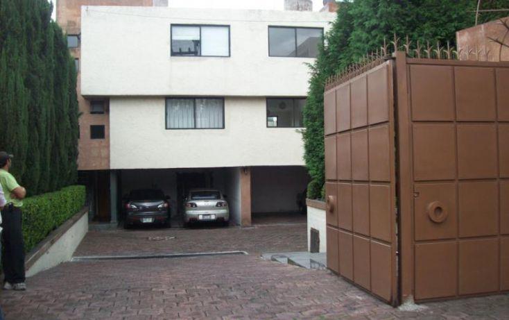 Foto de casa en venta en cerrada de tenancalco, barrio de caramagüey, tlalpan, df, 1827396 no 01